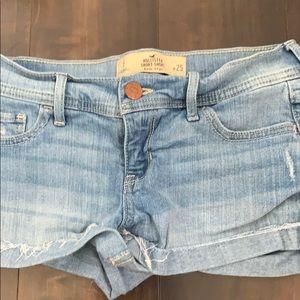 Hollister Shorts - Bundle of 3 denim shorts